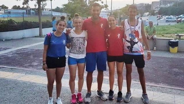 Ρεκόρ από αθλητές του Α.Σ. «Ατλας» στη Θεσσαλονίκη