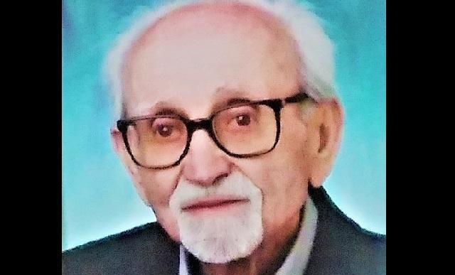 Απεβίωσε ο λογοτέχνης και συνιδρυτής της «Εταιρείας Θεσσαλικών Ερευνών», Νίκος Μπαζιάνας