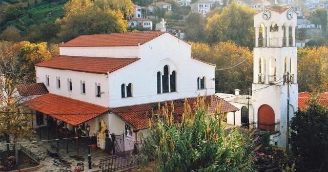 Πανηγυρίζει ο ναός του Αγίου Ονουφρίου
