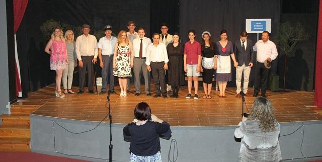 Ενθουσίασαν οι παραστάσεις της Θεατρικής Ομάδας του Δήμου Ρ. Φεραίου