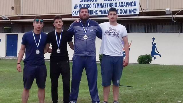 Τρία ασημένια μετάλλια για τον Ολυμπιονίκη Βόλου