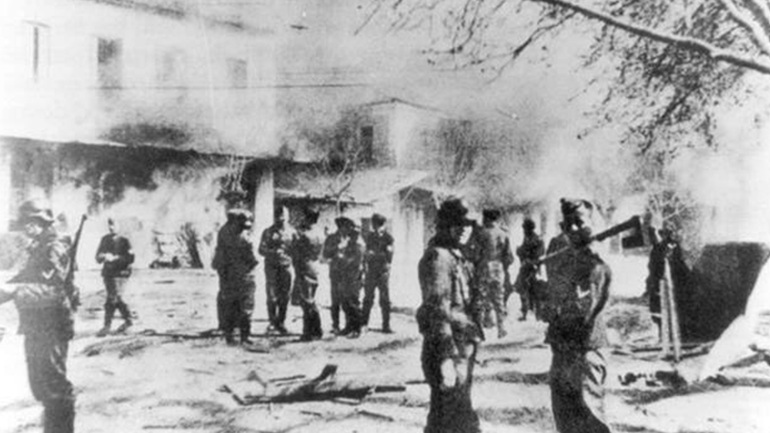 74 χρόνια από τη Σφαγή στο Δίστομο