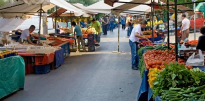 Μπαίνει τάξη στις λαϊκές αγορές του Αλμυρού