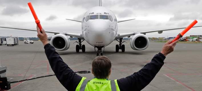 Αγωνία στον αέρα για πτήση της United Airlines λόγω απειλής για βόμβα