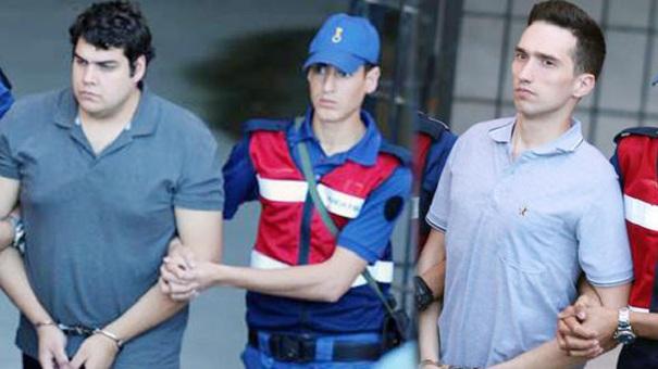 Υπηρετούν και επίσημα στην Άγκυρα οι δύο Έλληνες στρατιωτικοί