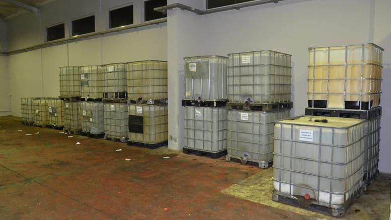 Μεγάλη κομπίνα με εισαγωγή από τη Βουλγαρία χημικών για νόθευση καυσίμων