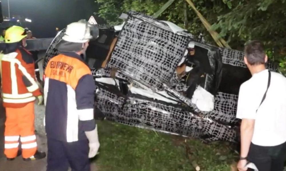 Σκότωσε την πεθερά του την ώρα της δοκιμής της BMW M850i