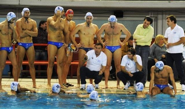 Ξεκινά το ταξίδι της Εθνικής ανδρών πόλο