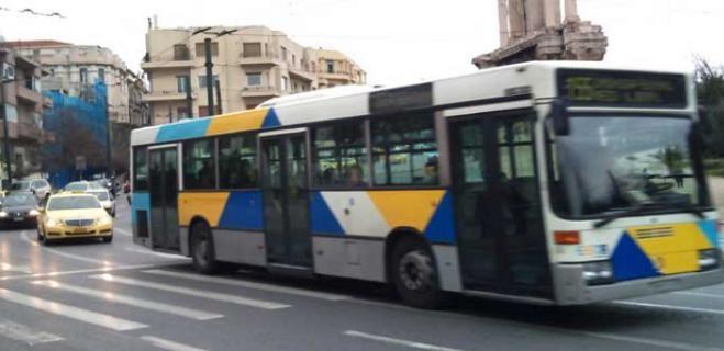 Τρεις πυροβολισμούς από αεροβόλο όπλο δέχθηκε λεωφορείο στη Λιοσίων