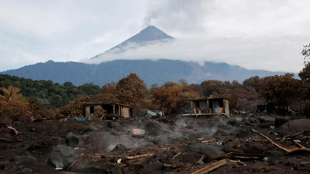 El Rodeo: Η πόλη που έθαψε το ηφαίστειο Φουέγο