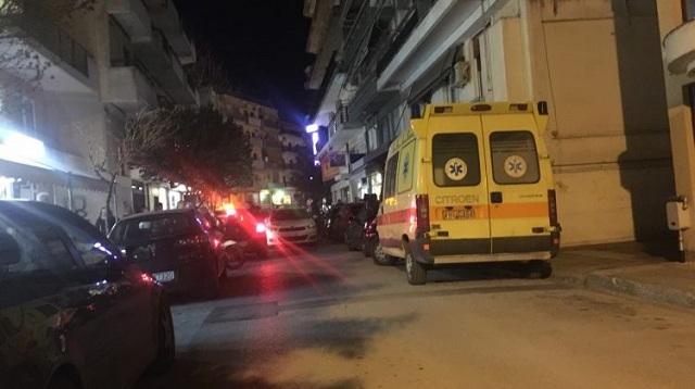 60χρονος έπεσε από τον 5ο όροφο στα Τρίκαλα