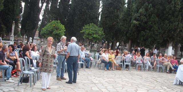 Μνημεία με ιστορία στο παλιό κοιμητήριο Ν. Ιωνίας