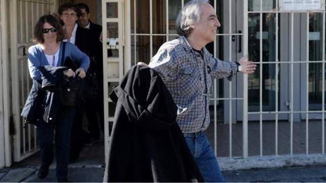 Εγκρίθηκε η τρίτη 48ωρη άδεια στον Δημήτρη Κουφοντίνα -Σταματά την απεργία πείνας