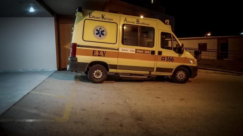 Νεκρός 67χρονος που έπεσε από τον τρίτο όροφο στην Πάτρα