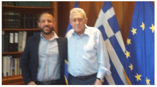Παραμονή της 32ης Ταξιαρχίας στον Βόλο ζήτησε ο Αλ. Μεϊκόπουλος