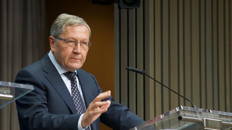 Mαραθώνιο Eurogroup την επόμενη Πέμπτη προαναγγέλλει ο Ρέγκλινγκ