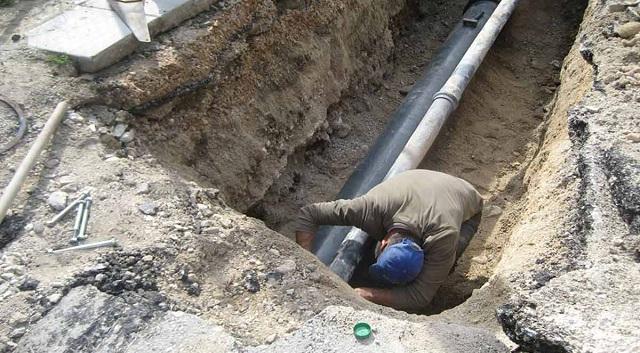 Μεγάλη βλάβη στο δίκτυο ύδρευσης της ΔΕΥΑΜΒ στη Ν. Ιωνία