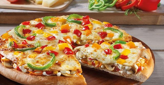 Νέα, Double και Vegetarian από την Pizza Fan