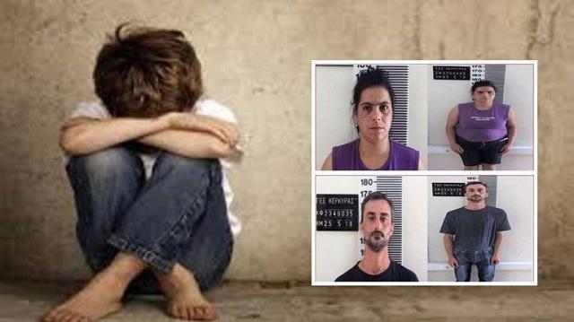 Αυτό είναι το ζευγάρι που συνελήφθη στο κρεβάτι με 13χρονο στην Κέρκυρα [photos]