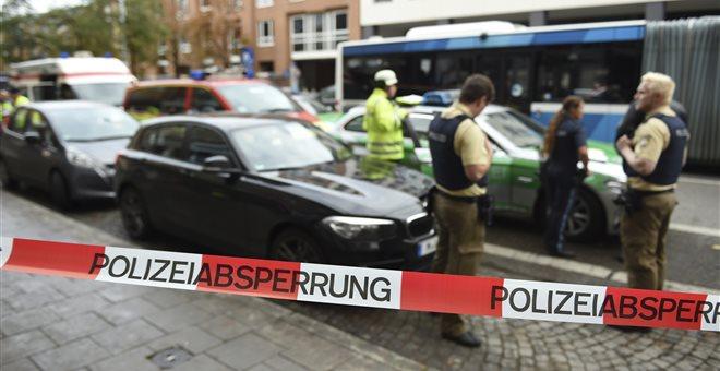 Μόναχο: Μία 25χρονη νεκρή και μία βαριά τραυματίας από επίθεση με μαχαίρι