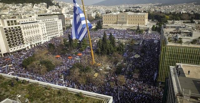 Μαχητικό «παρών» στο Σύνταγμα θα δώσουν οι Μακεδόνες του Βόλου