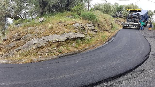 2,5 εκατ. € για αποκαταστάσεις ζημιών στο οδικό δίκτυο του Δήμου Βόλου