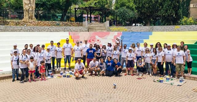 «Πάμε Μπροστά-Δίνουμε Πίσω»: Ξεκίνησε το πρόγραμμα Εταιρικής Κοινωνικής Ευθύνης με επίκεντρο τις τοπικές κοινότητες