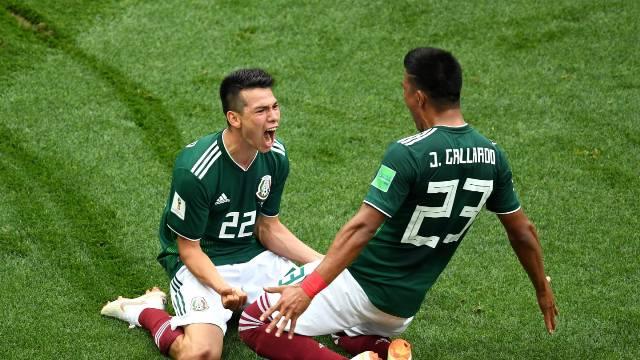 Το Μεξικό «προσγείωσε» την πρωταθλήτρια