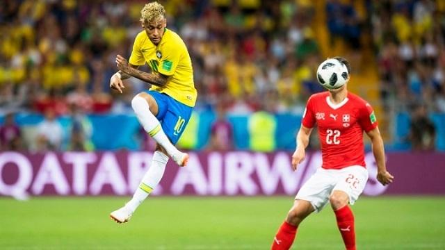Ελβετία και διαιτησία «φρέναραν» την Βραζιλία