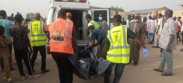 Λουτρό αίματος στη Νιγηρία από επιθέσεις κοριτσιών καμικάζι [βίντεο]