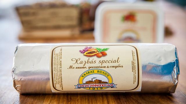 «ΧΑΛΒΑΣ ΒΟΛΟΥ ΠΑΠΑΓΙΑΝΝΟΠΟΥΛΟΥ»: Βραβείο Ανώτερης Γεύσης (SuperiorTasteAward) για τον «special» χαλβά