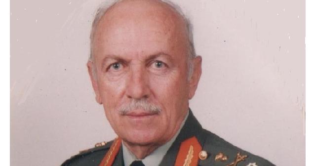 Εφυγε από τη ζωή ο Υποστράτηγος και πρ. πρόεδρος της ΕΑΑΣ Μαγνησίας, Αθ. Γκουζής