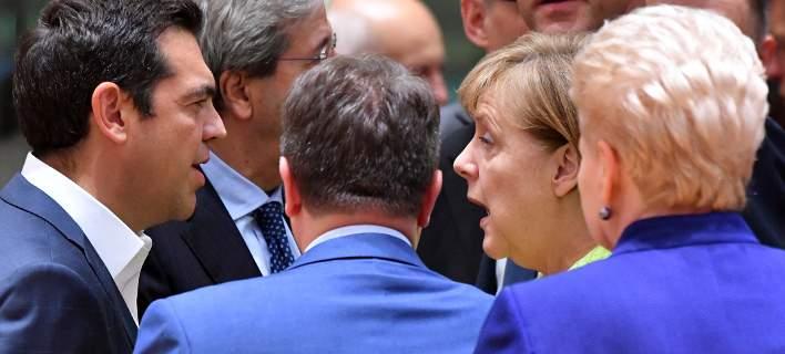Η ενδοκυβερνητική κόντρα στη Γερμανία «τρώει» την ελάφρυνση του Χρέους