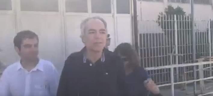 Εκτός φυλακής ο Δημήτρης Κουφοντίνας για τρίτη φορά [βίντεο]