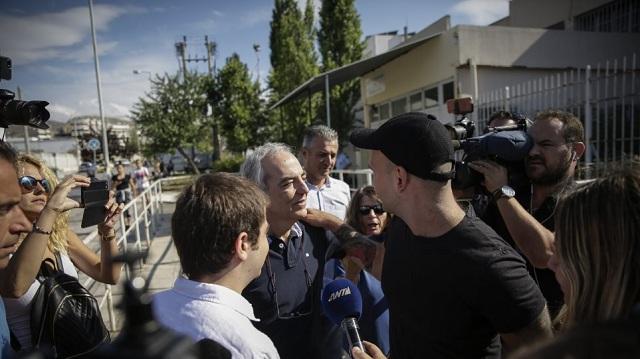 Αμερικανική πρεσβεία: Κίνητρο σε αναρχικούς να κάνουν βίαιες πράξεις η άδεια στον Κουφοντίνα