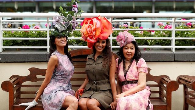 Royal Ascot:Τα εντυπωσιακά καπέλα,οι εμφανίσεις που τράβηξαν την προσοχή [εικόνες]