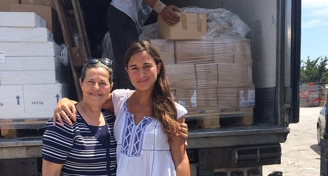 Τρόφιμα σε 85 άπορες οικογένειες της Σκιάθου