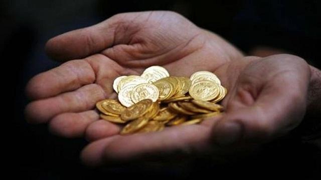 «Σήκωσαν» χρηματοκιβωτίου που περιείχε χρυσές λίρες