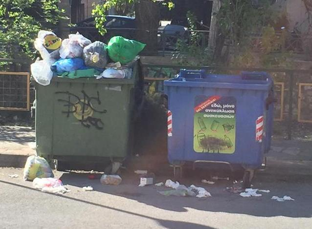 Εφαρμογή του κανονισμού καθαριότητας και ανακύκλωσης ζητά ο Δήμος από τους επαγγελματίες