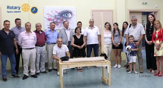 Συνεστίαση ροταριανών Βόλου και Βουλγαρίας