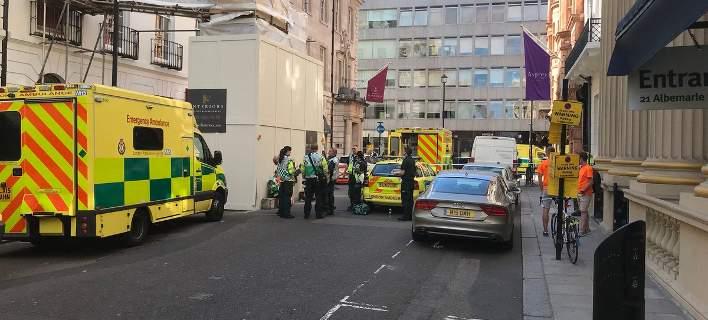 Λονδίνο: Αντρας υπέστη ανακοπή και η αστυνομία φοβήθηκε δηλητηρίαση όπως του Σκριπάλ