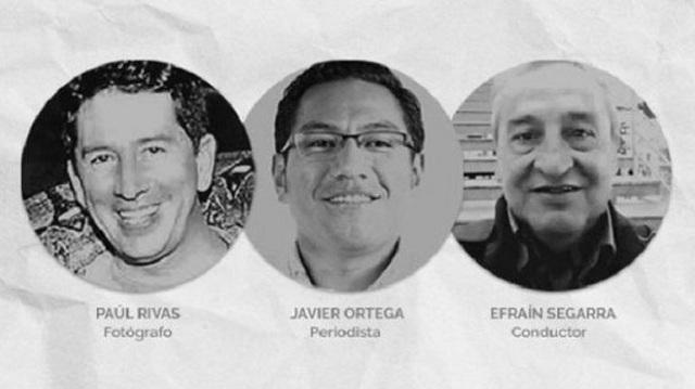 Κολομβία: Βρέθηκαν πτώματα τριών μελών δημοσιογραφικής αποστολής από τον Ισημερινό