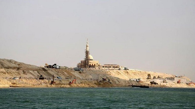 Βιομηχανική πόλη στην Αίγυπτο προσπαθεί να δημιουργήσει η Τουρκία