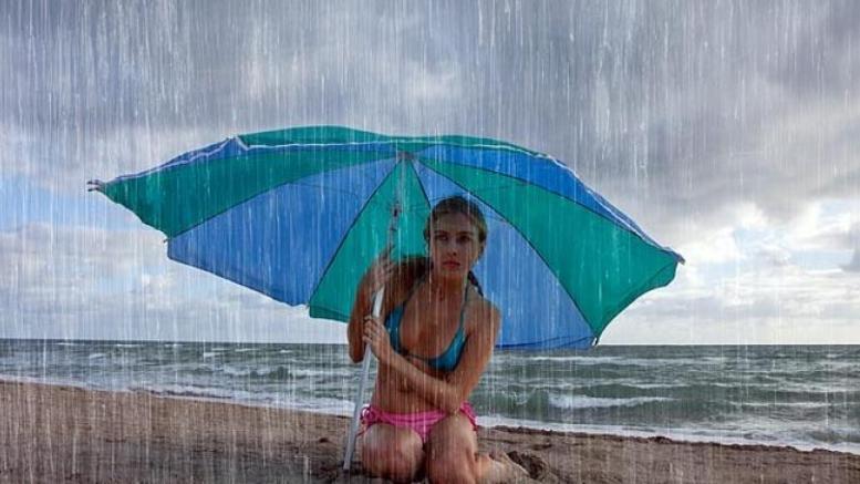 Χαλάει ο καιρός από το Σάββατο με βροχές και καταιγίδες