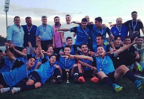 Σήκωσε το Επίσκυρος Cup η Κ18 της Νίκης Βόλου