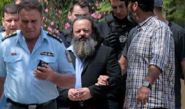 Πολιτικός κρατούμενος και κάτοχος των 600 δισ. ευρώ δήλωσε ο Αρτέμης Σώρρας