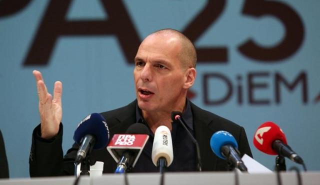 Γ. Βαρουφάκης: Ρουκέτες κατά Eurogroup –Τσίπρα