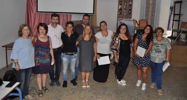Ολοκληρώθηκε με επιτυχία πρόγραμμα Erasmus από το Δημόσιο Ι.Ε.Κ. Βόλου
