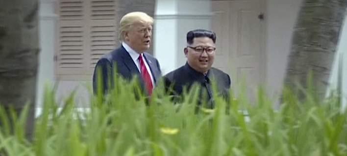 Στροφή από Τραμπ: Η Β. Κορέα παραμένει πυρηνική απειλή