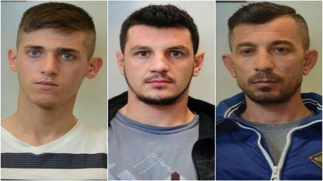 Συνελήφθη ένας από τους τρεις δραπέτες από το AT Αργυρούπολης